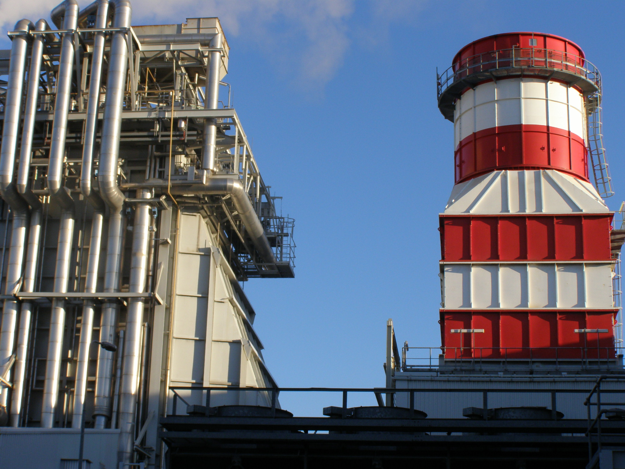 HRSG Combined Cycle Power Plant Boiler